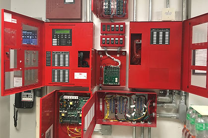 Industrial Fire Alam System - Alarm System Innovators