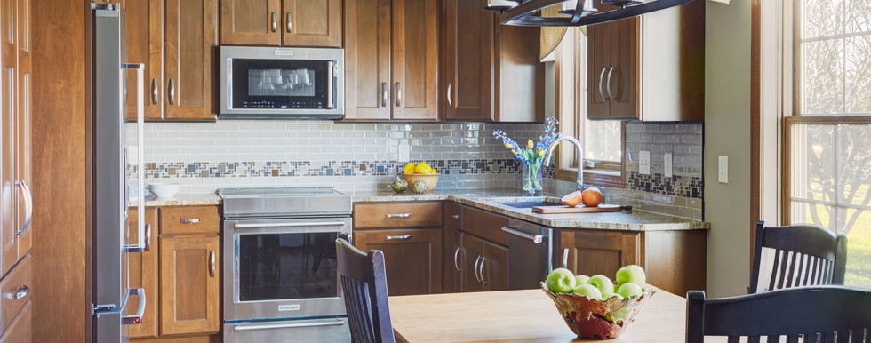 Pewaukee Traditional Kitchen - After