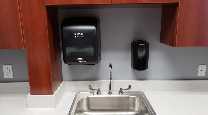Handwashing Station - Buildout Pros