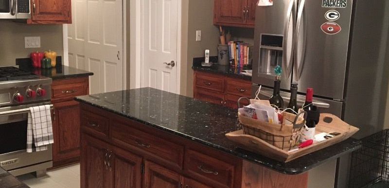 Mequon Transitional Kitchen - Before