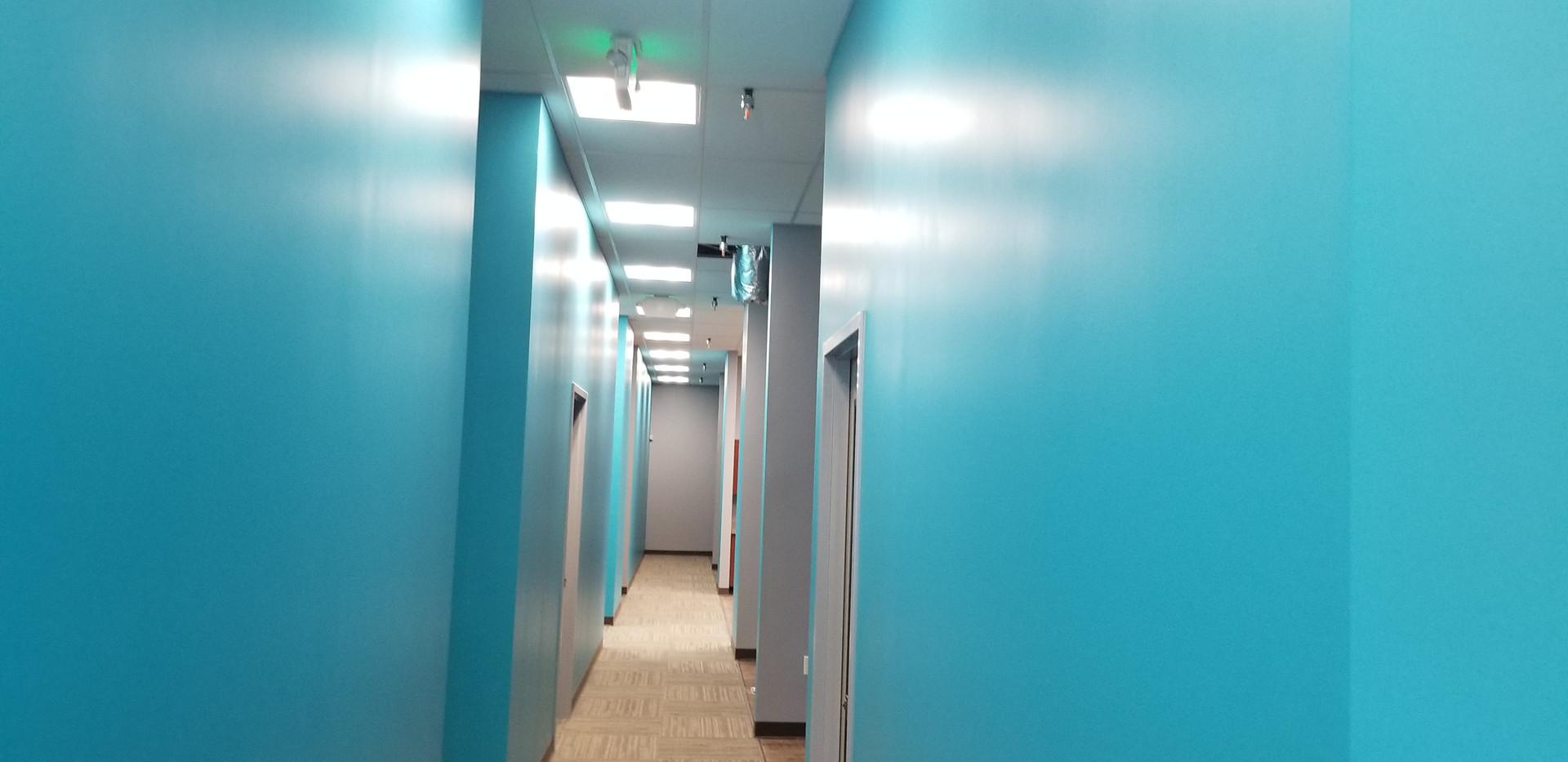 Walk Back Area - Buildout Pros