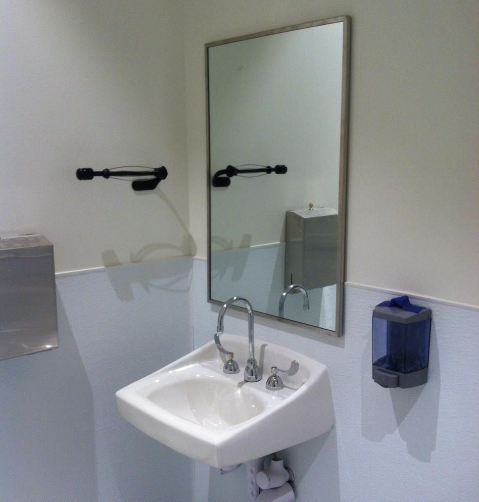 Bathroom Sink - Buildout Pros