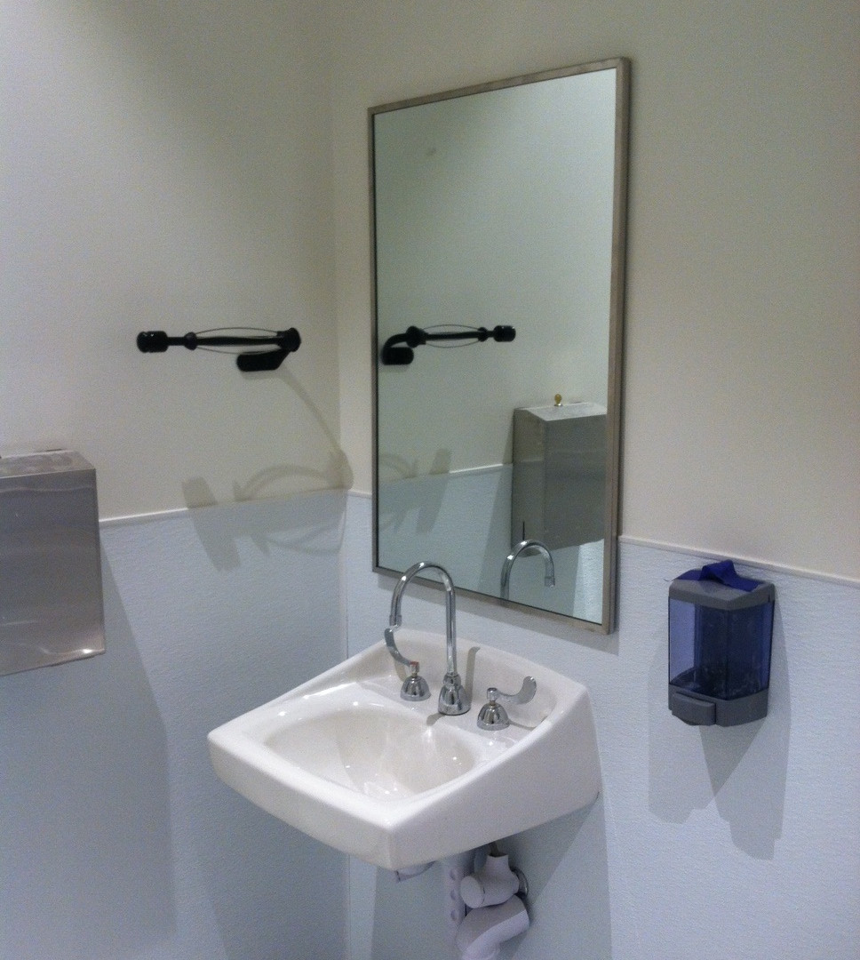 Bathroom Sink - Buildout Pros