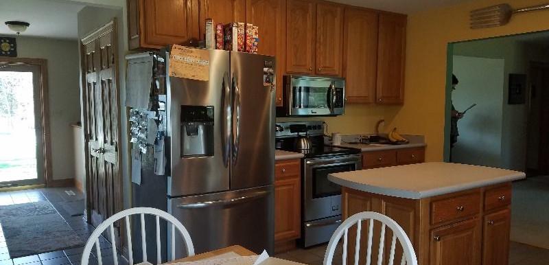 Cedarburg Transitional Kitchen - Before