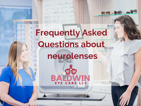 Frequently Asked Questions about neurolenses®