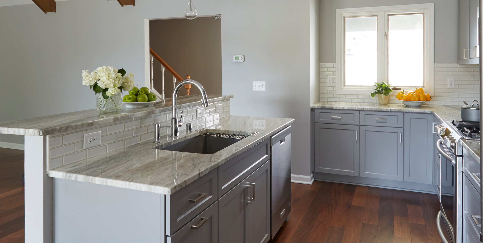 Mequon Contemporary Kitchen - After