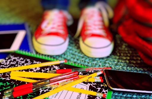 Back-To-School Organization Tips - August 2018