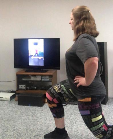 Virtual Fitness