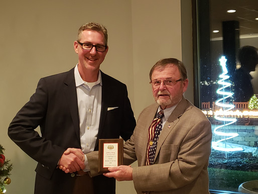 Jeff Burg Named Builder of the Year by Lakeland Builders Association Second Year in a Row