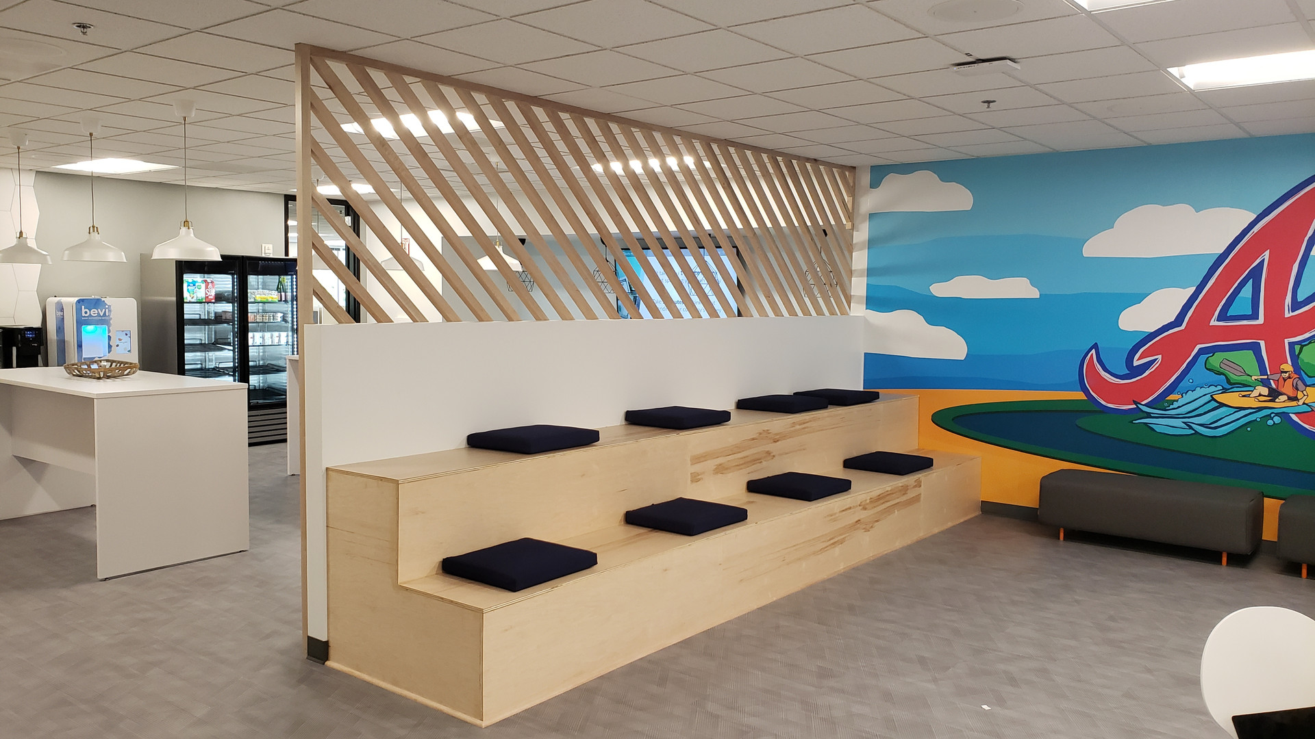Modern Meeting Room - Buildout Pros
