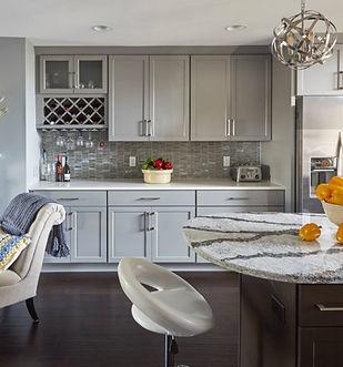 Award Winning Kitchen - Design Tech Remodeling