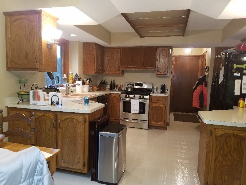 Mequon Traditional Kitchen - Before