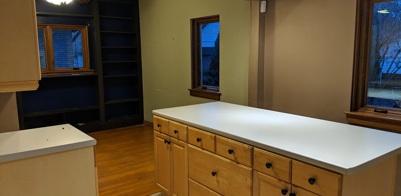 Wauwatosa Eclectic Kitchen - Before