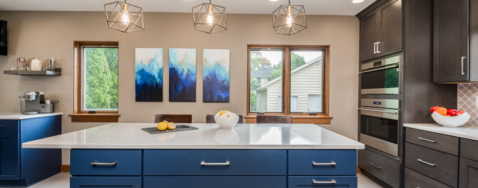 Wauwatosa Eclectic Kitchen - After