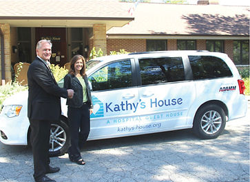 ADAMM Kathy's House, charitable group