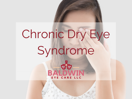 Chronic Dry Eye Syndrome