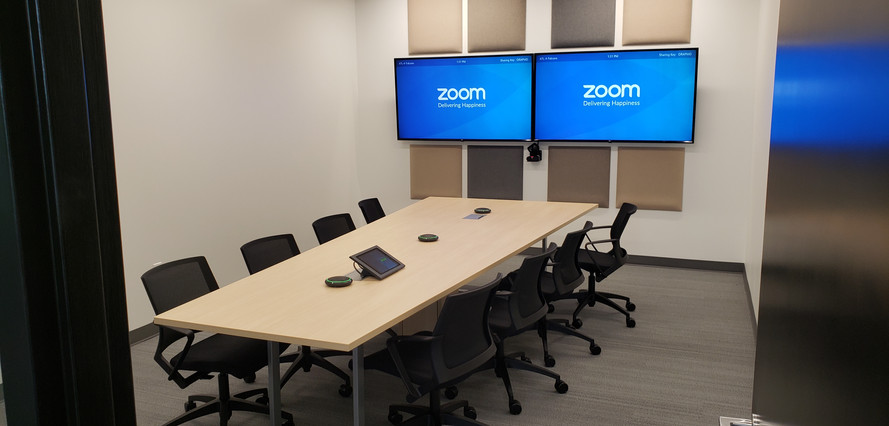 Large Conference Room - Buildout Pros