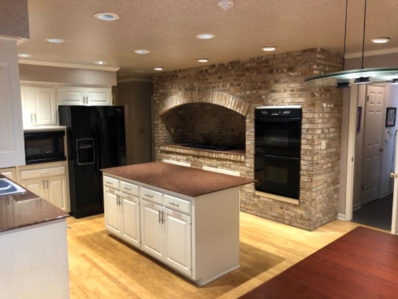 Mequon Contemporary Kitchen - Before