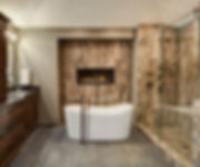 Design Tech Remodeling Bath Gallery
