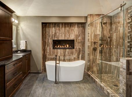 The Many Bathroom Design Options.