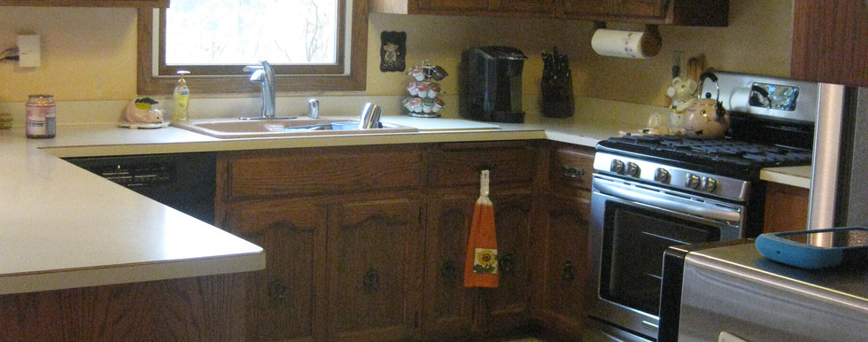Hartford Traditional Kitchen - Before