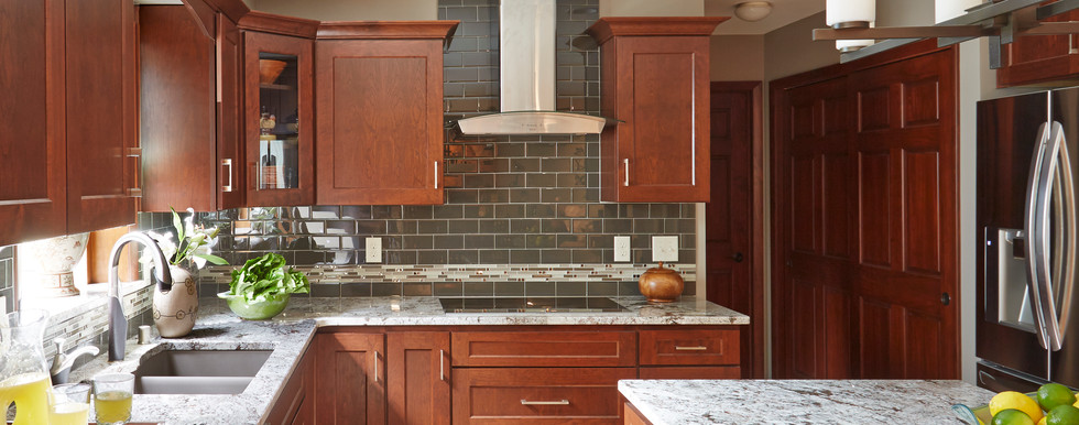 Brookfield Transitional Kitchen - After