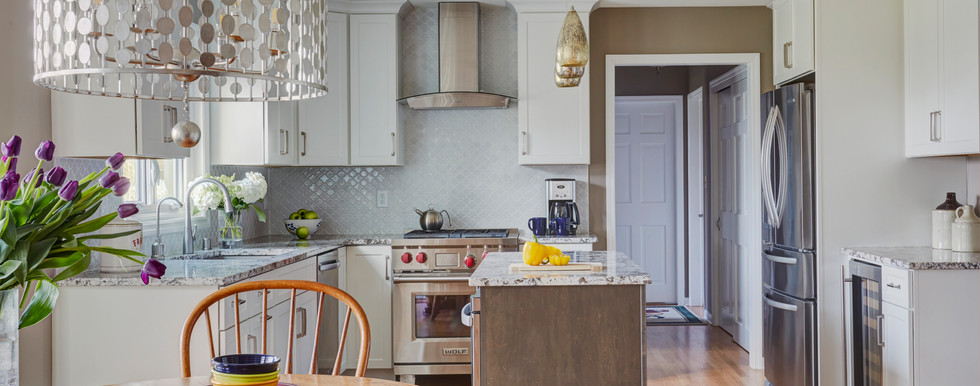 Mequon Transitional Kitchen - After