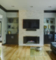 Living Room - Design Tech Remodeling