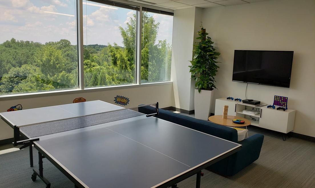 Office Rec Room - Buildout Pros