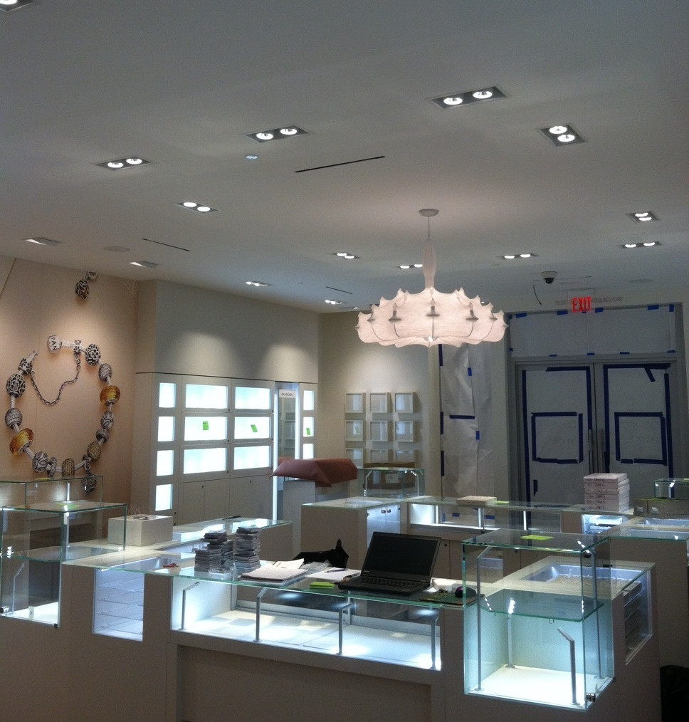 View of Jewlery Store - Buildout Pros