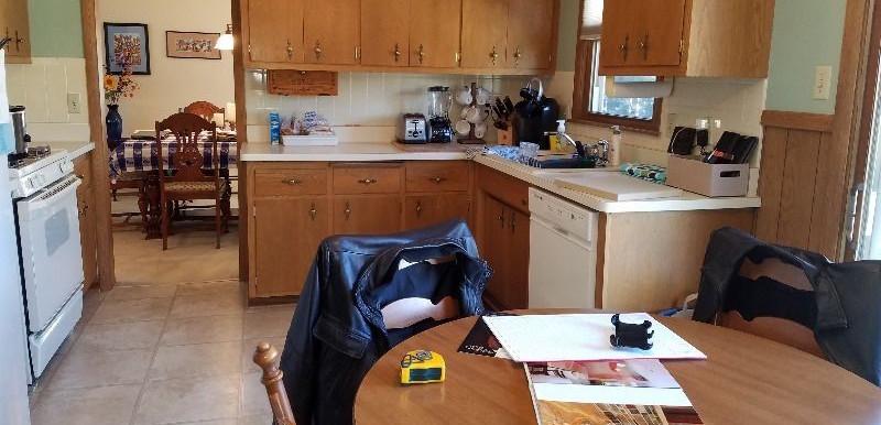 Wauwatosa Transitional Kitchen - Before