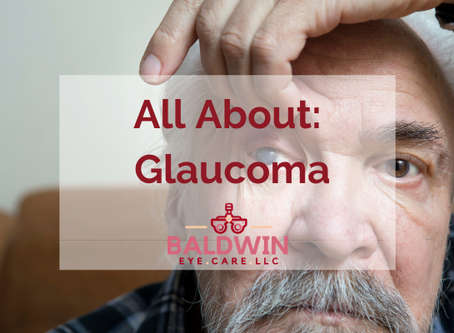 All About Glaucoma.