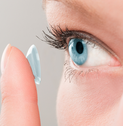 Contact Lenses - Baldwin Eye Care