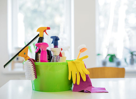 7 Spring Cleaning Tips for a First-Timer