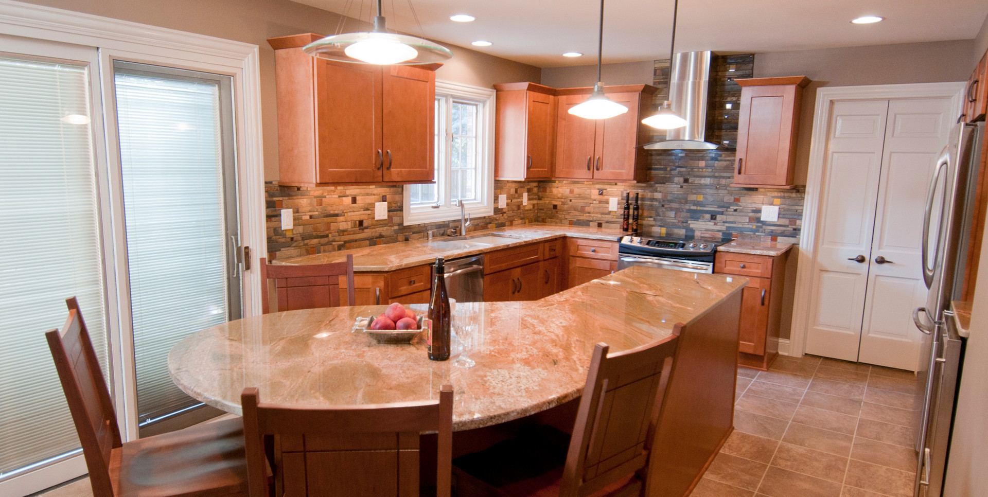 Wauwatosa Transitional Kitchen - After