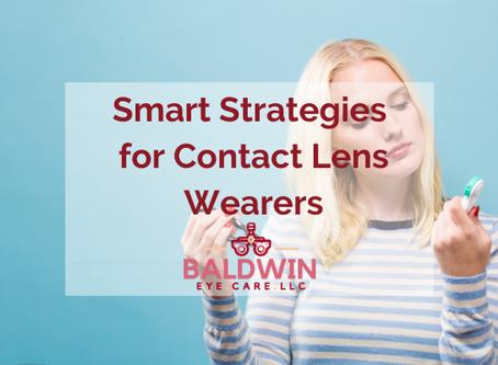 Smart Strategies for Contact Lens Wearers