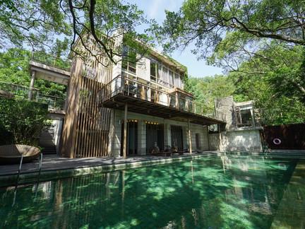 樹也 ChooArt Villa|用謙卑的態度寫下與自然共生的故事