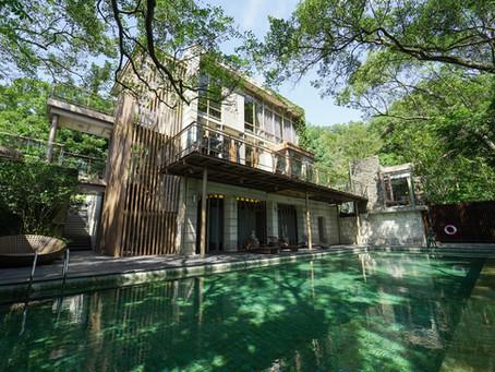 樹也 ChooArt Villa 用謙卑的態度寫下與自然共生的故事