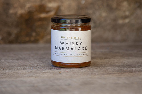 Up The Hill - Whiskey Marmalade 270ml