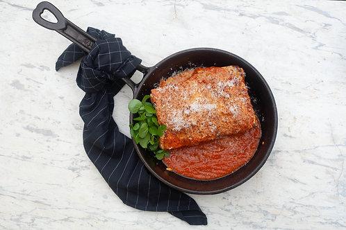Pumpkin & Zucchini Lasagna - Frozen