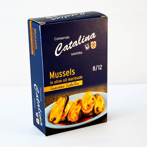 Catalina Mussels 115g