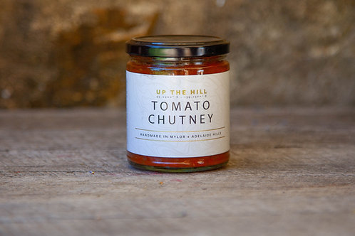 Up The Hill - Tomato Chutney 270ml