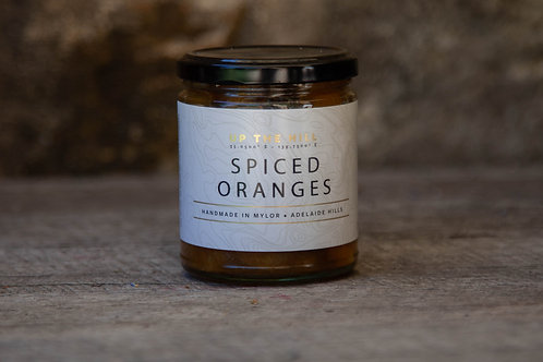 Up The Hill - Spiced Oranges 270ml