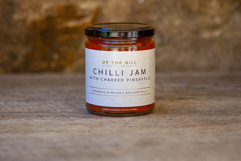 Up The Hill - Chilli Jam with Charred Pineapple 270ml
