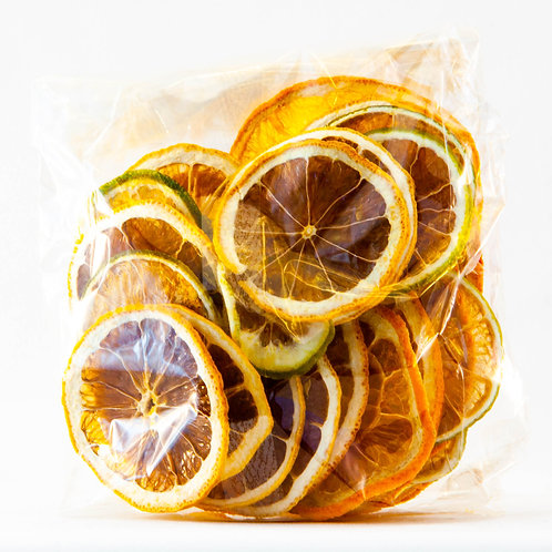 Up The Hill - Dehydrated Mixed Citrus (50g)