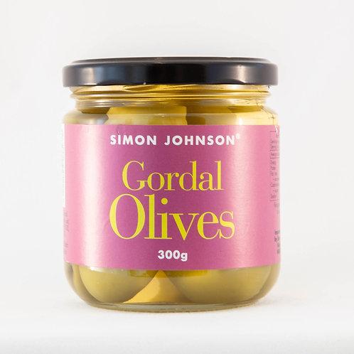 Simon Johnson Gordal Olives