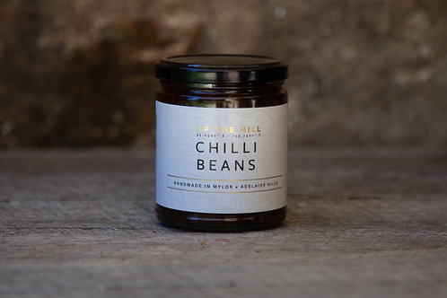 Up The Hill - Green Chilli Beans 270ml