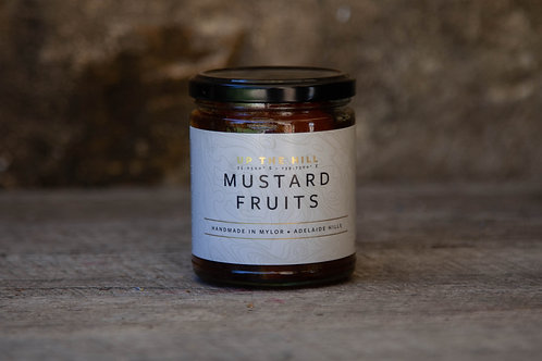Up The Hill - Mustard Fruits 270ml