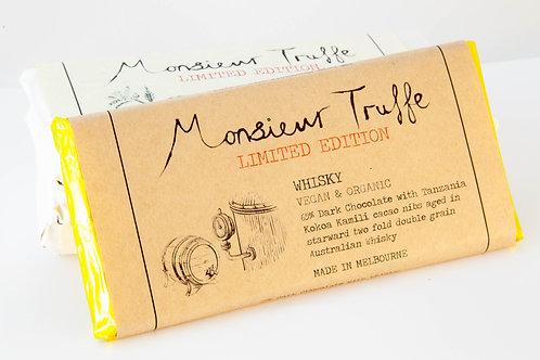 Monsieur Truffe - Dark Chocolate and Whiskey