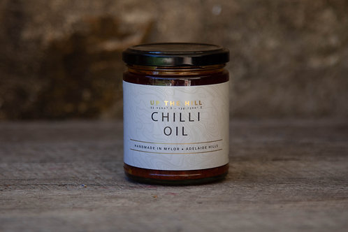 Up The Hill - Chilli Oil 270ml